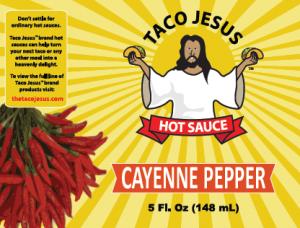 TJ - Cayenne