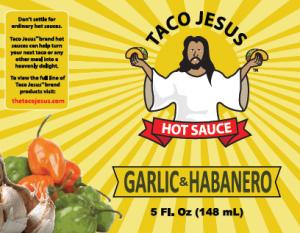 TJ - Garlic-Habanero