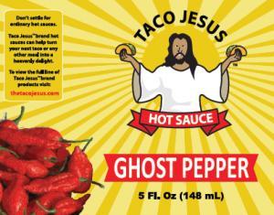 TJ - Ghost Pepper