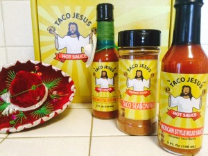 New Taco Jesus Products