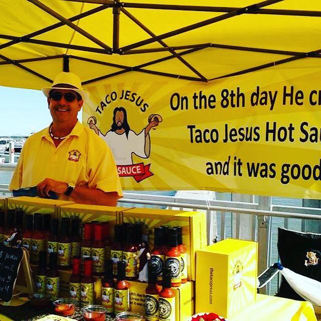Taco Jesus Market Time