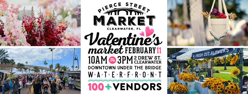 Pierce Street Market - Valentine's Market