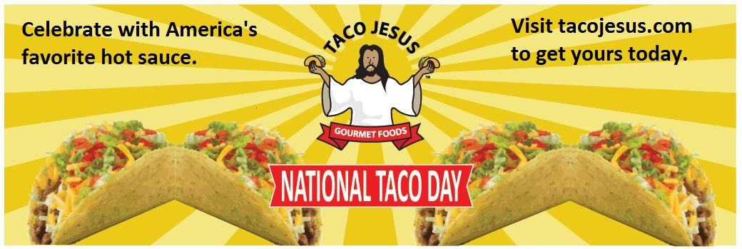 National Taco Day - October 4th