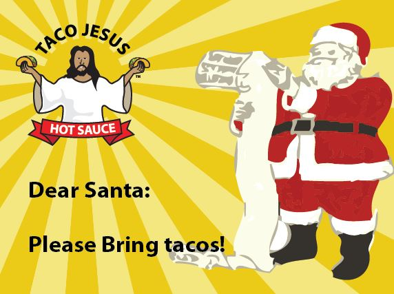 Tacos for Christmas