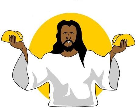 Jesus Gomez - Los Salvadores Logo