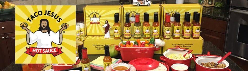Taco Jesus Hot Sauce